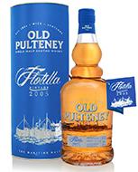 Old Pulteney 2005 Flotilla